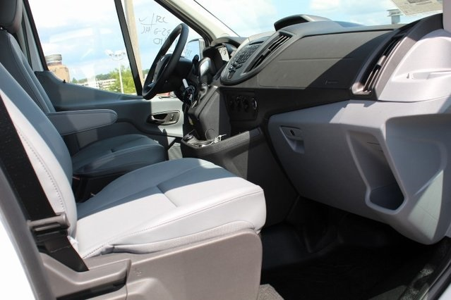 2019 Transit 250 Med Roof 4x2,  Empty Cargo Van #GB23566 - photo 9