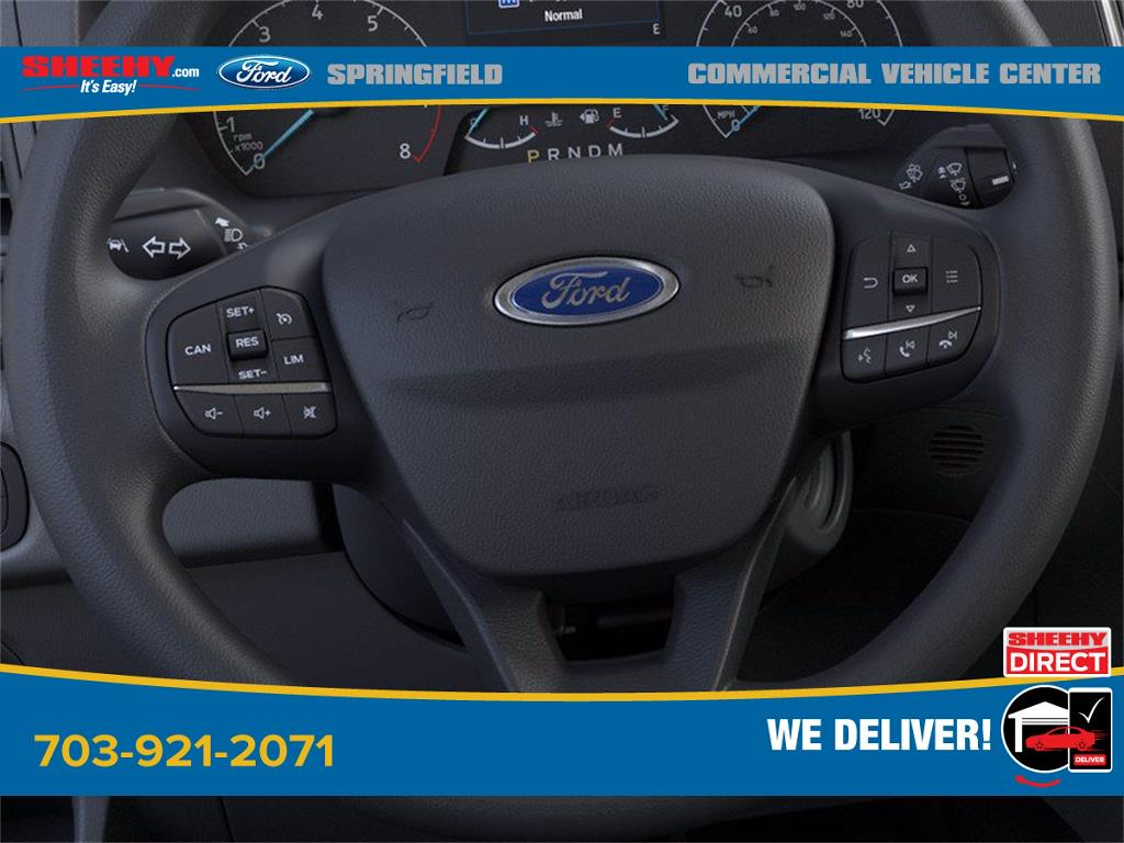 2020 Ford Transit 350 Med Roof 4x2, Passenger Wagon #GB23948 - photo 12