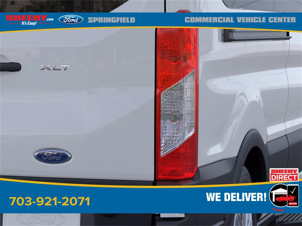 2020 Ford Transit 350 Med Roof 4x2, Passenger Wagon #GB23948 - photo 21