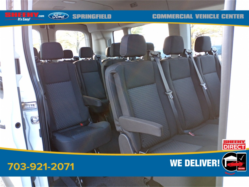 2020 Ford Transit 350 Med Roof 4x2, Passenger Wagon #GB23948 - photo 38