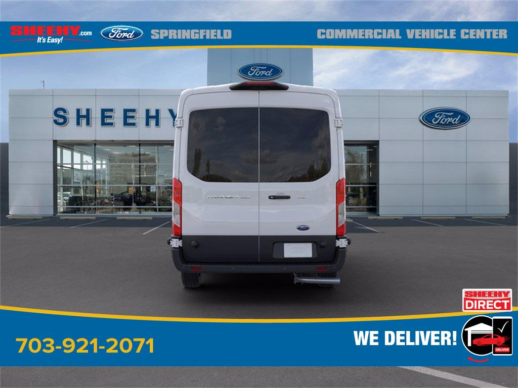 2020 Ford Transit 350 Med Roof 4x2, Passenger Wagon #GB23948 - photo 7
