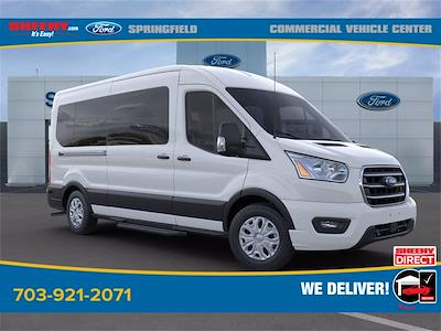 2020 Ford Transit 350 Med Roof 4x2, Passenger Wagon #GB23948 - photo 1