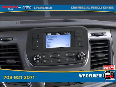 2020 Ford Transit 350 Med Roof 4x2, Passenger Wagon #GB23948 - photo 14