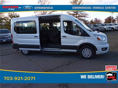2020 Ford Transit 350 Med Roof 4x2, Passenger Wagon #GB23948 - photo 37