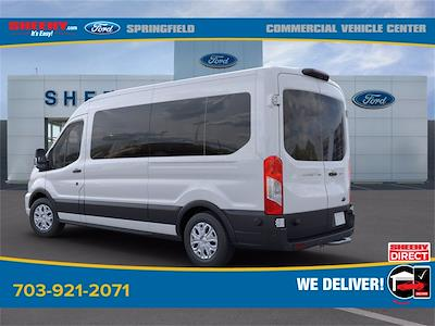 2020 Ford Transit 350 Med Roof 4x2, Passenger Wagon #GB23948 - photo 6