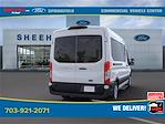 2020 Ford Transit 350 Med Roof 4x2, Passenger Wagon #GB23948 - photo 2