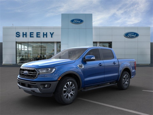 2019 Ranger SuperCrew Cab 4x4, Pickup #GB24363 - photo 1