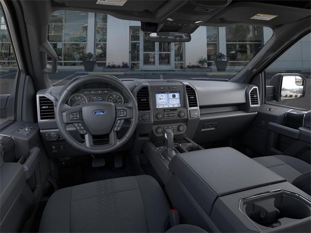 2020 F-150 SuperCrew Cab 4x4, Pickup #GB28589 - photo 9