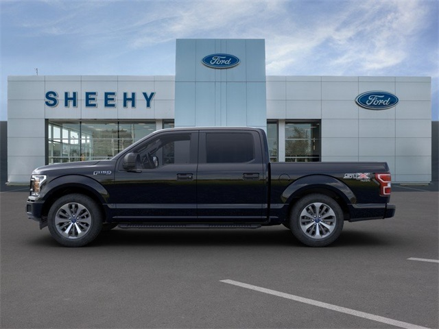2020 F-150 SuperCrew Cab 4x4, Pickup #GB28593 - photo 4