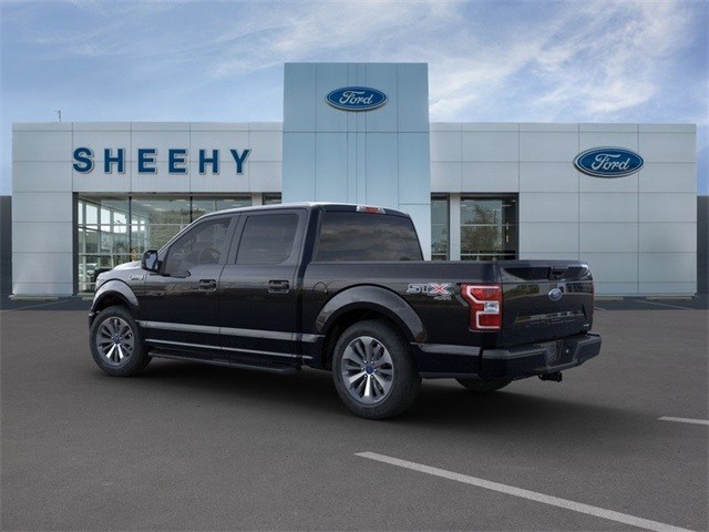 2020 F-150 SuperCrew Cab 4x4, Pickup #GB28593 - photo 2