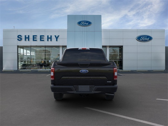 2020 F-150 SuperCrew Cab 4x4, Pickup #GB28593 - photo 5