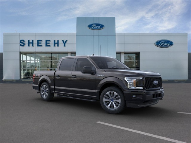 2020 F-150 SuperCrew Cab 4x4, Pickup #GB28593 - photo 7