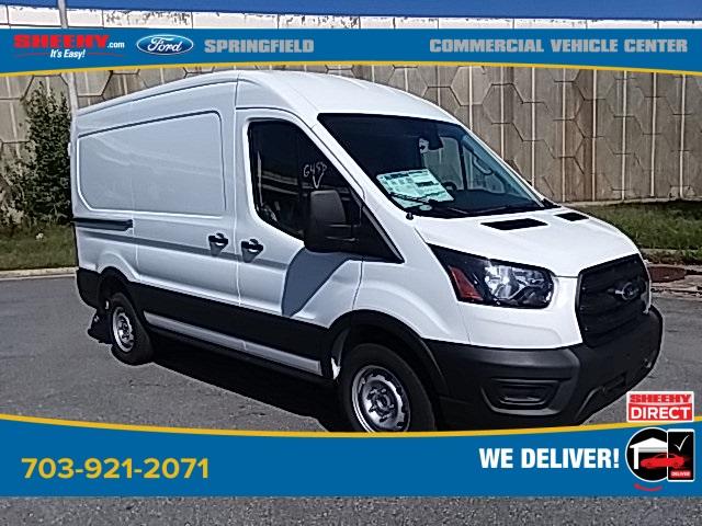 2020 Ford Transit 250 Med Roof RWD, Empty Cargo Van #GB28955 - photo 1
