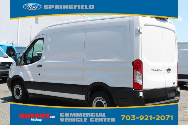 2019 Transit 150 Med Roof 4x2,  Empty Cargo Van #GB30395 - photo 3