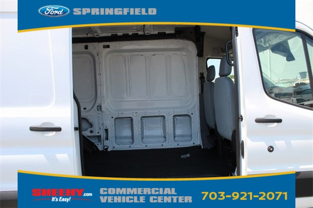2019 Transit 150 Med Roof 4x2,  Empty Cargo Van #GB30395 - photo 7