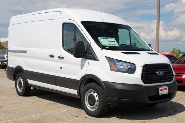 2019 Transit 150 Med Roof 4x2,  Empty Cargo Van #GB30396 - photo 1