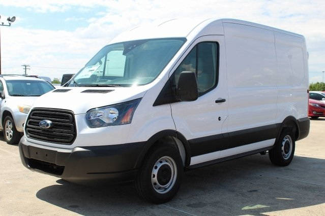 2019 Transit 150 Med Roof 4x2,  Empty Cargo Van #GB30397 - photo 3