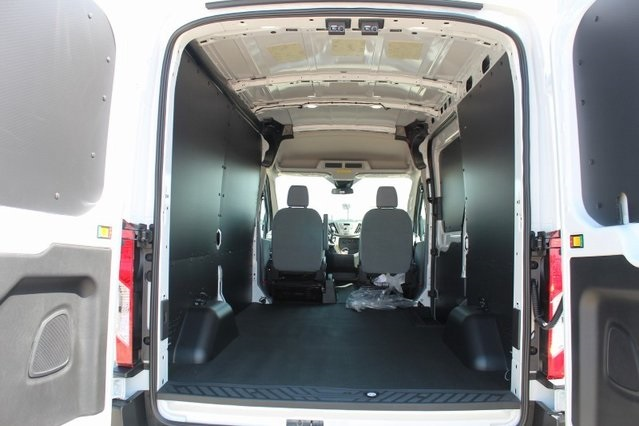 2019 Transit 150 Med Roof 4x2,  Empty Cargo Van #GB30397 - photo 2