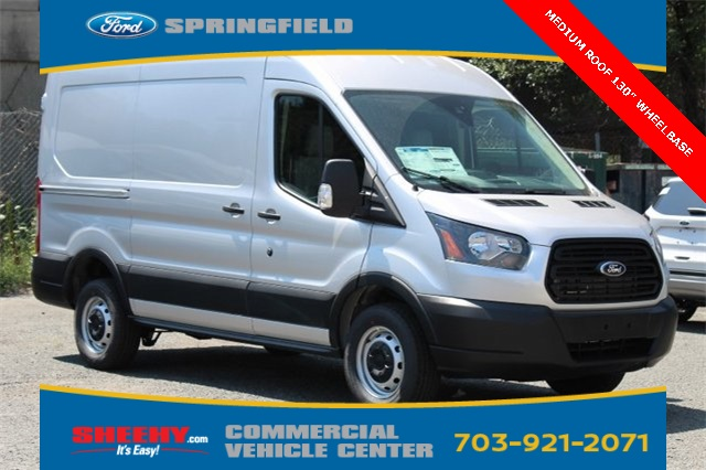 2019 Transit 250 Med Roof 4x2,  Empty Cargo Van #GB30402 - photo 1
