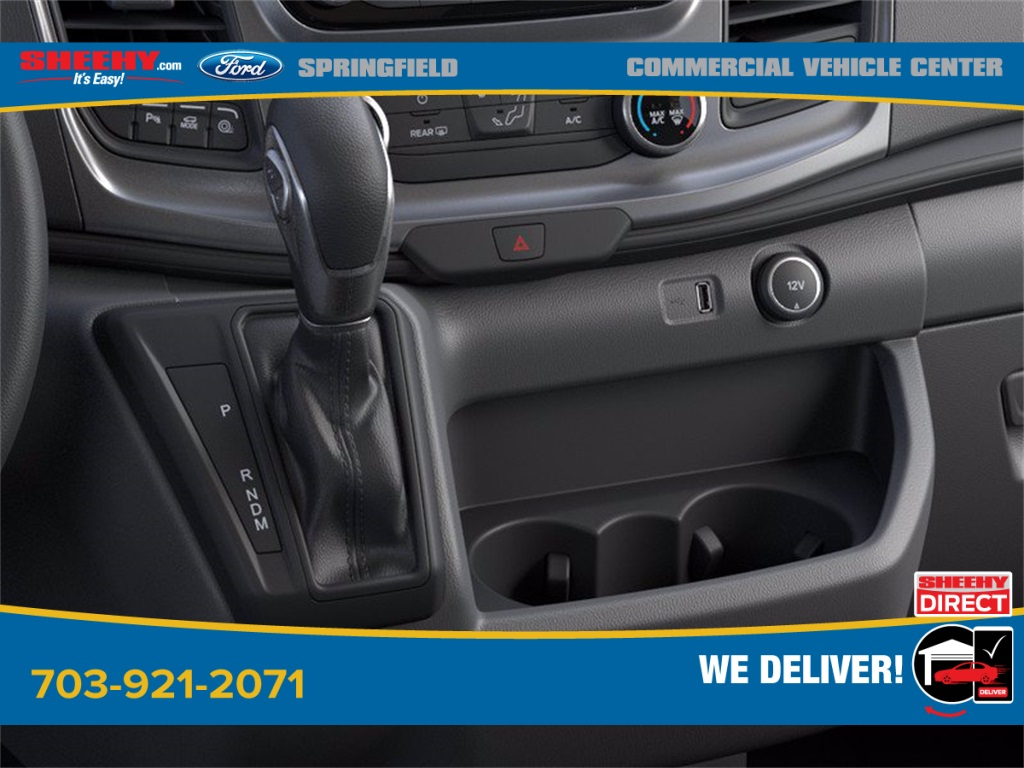 2020 Ford Transit 350 Med Roof 4x2, Passenger Wagon #GB33608 - photo 15