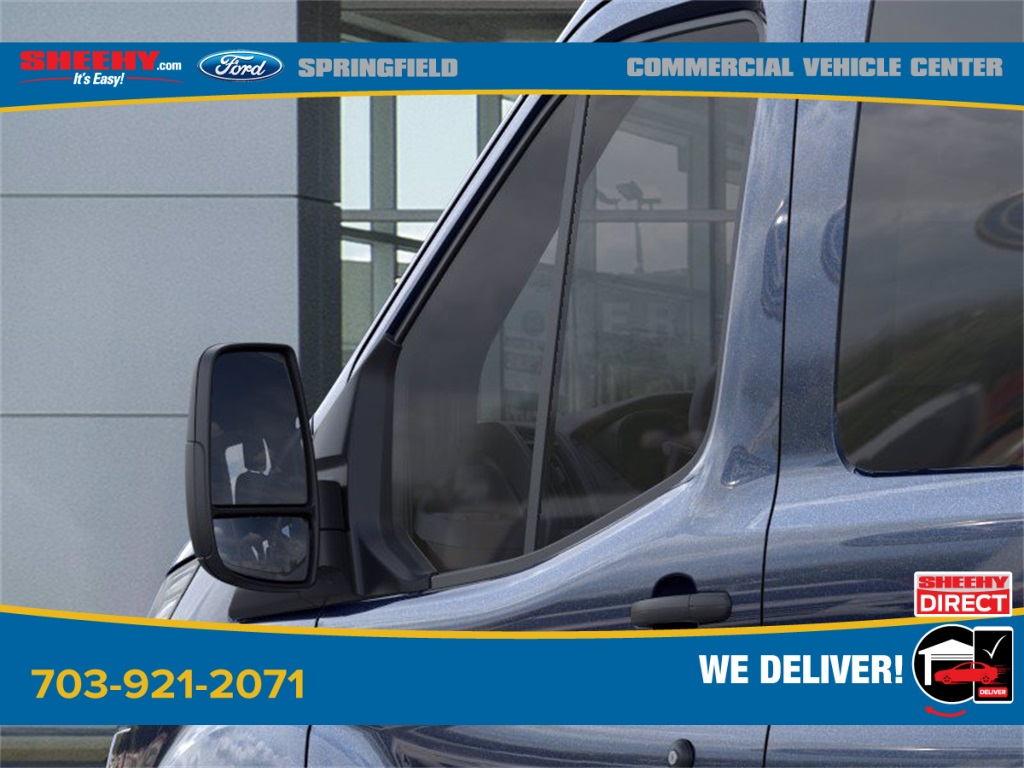 2020 Ford Transit 350 Med Roof 4x2, Passenger Wagon #GB33608 - photo 20