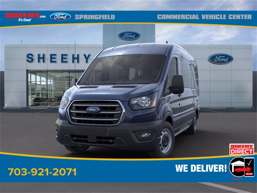 2020 Ford Transit 350 Med Roof 4x2, Passenger Wagon #GB33608 - photo 5