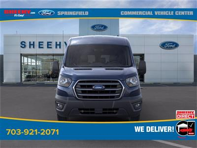 2020 Ford Transit 350 Med Roof 4x2, Passenger Wagon #GB33608 - photo 3
