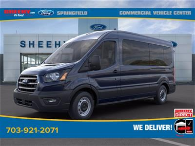 2020 Ford Transit 350 Med Roof 4x2, Passenger Wagon #GB33608 - photo 4