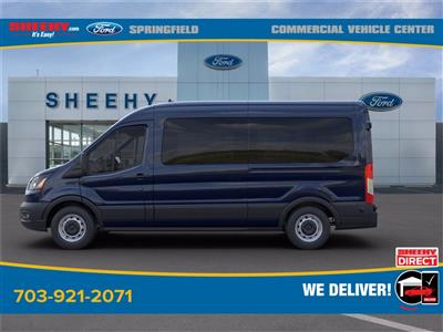 2020 Ford Transit 350 Med Roof 4x2, Passenger Wagon #GB33608 - photo 6