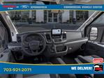 2020 Ford Transit 350 Med Roof 4x2, Passenger Wagon #GB33608 - photo 9