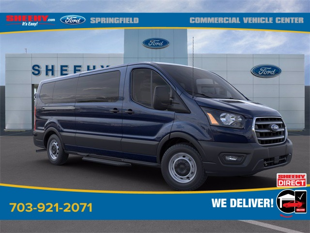 2020 Ford Transit 350 Low Roof RWD, Passenger Wagon #GB33609 - photo 1