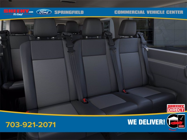 2020 Ford Transit 350 Low Roof RWD, Passenger Wagon #GB33609 - photo 11