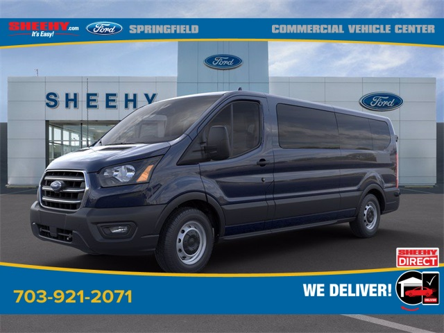 2020 Ford Transit 350 Low Roof RWD, Passenger Wagon #GB33609 - photo 4
