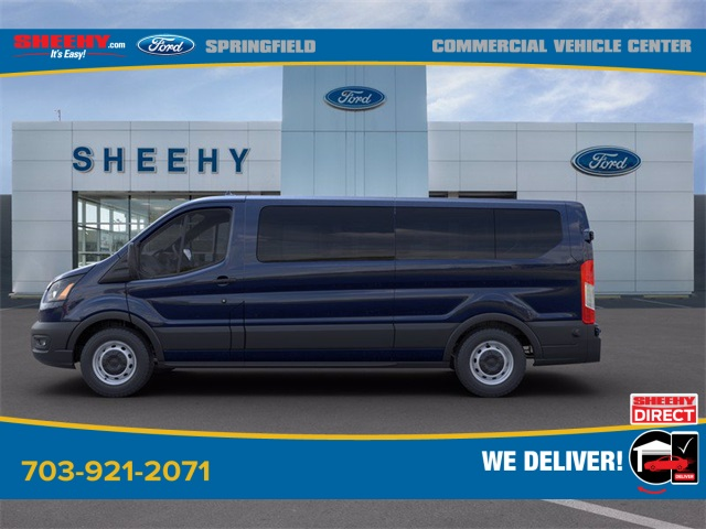 2020 Ford Transit 350 Low Roof RWD, Passenger Wagon #GB33609 - photo 6