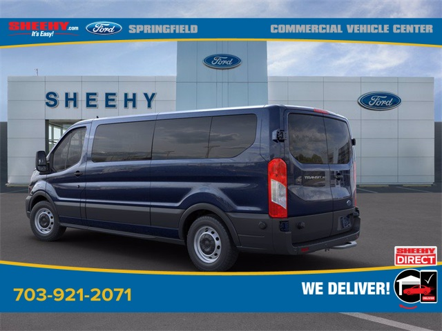 2020 Ford Transit 350 Low Roof RWD, Passenger Wagon #GB33609 - photo 7
