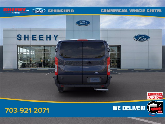 2020 Ford Transit 350 Low Roof RWD, Passenger Wagon #GB33609 - photo 8