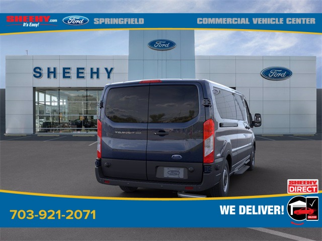 2020 Ford Transit 350 Low Roof RWD, Passenger Wagon #GB33609 - photo 2