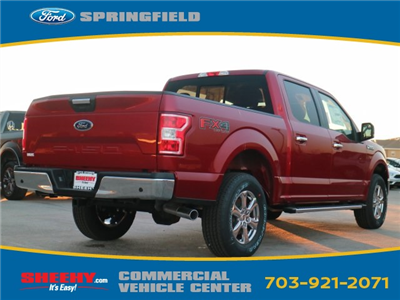 2018 F-150 SuperCrew Cab 4x4, Pickup #GB40047 - photo 2