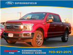 2018 F-150 SuperCrew Cab 4x4, Pickup #GB40047 - photo 3