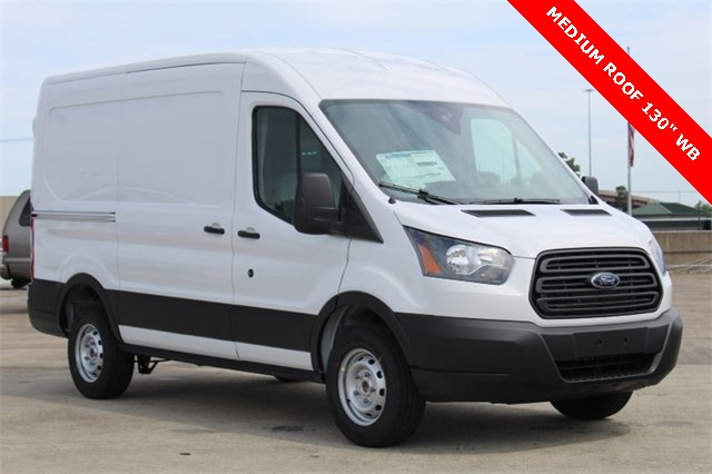2019 Transit 250 Med Roof 4x2,  Empty Cargo Van #GB41660 - photo 1