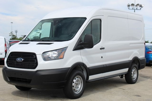 2019 Transit 250 Med Roof 4x2,  Empty Cargo Van #GB41660 - photo 3