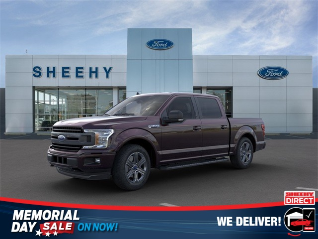 2020 F-150 SuperCrew Cab 4x4, Pickup #GB43097 - photo 1