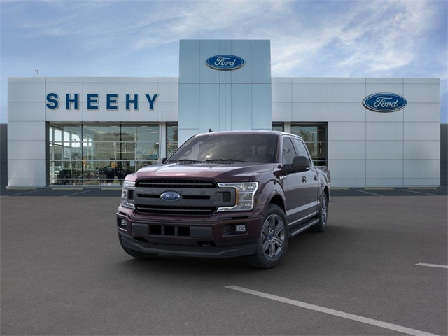 2020 F-150 SuperCrew Cab 4x4, Pickup #GB43097 - photo 3