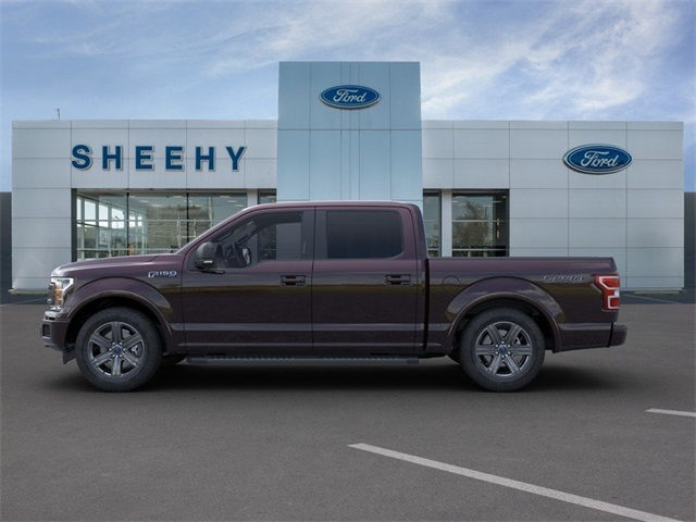 2020 F-150 SuperCrew Cab 4x4, Pickup #GB43097 - photo 4