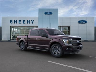 2020 F-150 SuperCrew Cab 4x4, Pickup #GB43097 - photo 7
