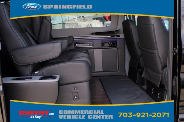 2018 Transit 250 Med Roof 4x2,  Passenger Wagon #GB43608 - photo 12