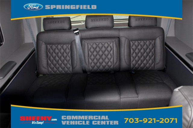 2018 Transit 250 Med Roof 4x2,  Passenger Wagon #GB43608 - photo 15