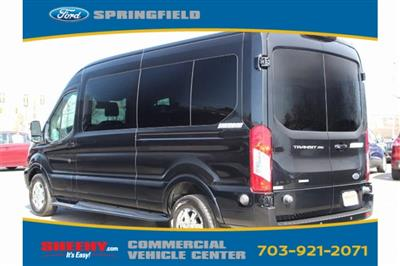 2018 Transit 250 Med Roof 4x2,  Passenger Wagon #GB43608 - photo 5