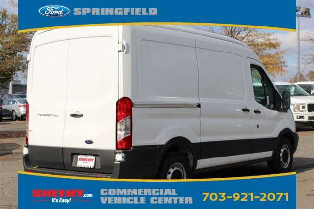 2018 Transit 150 Med Roof 4x2,  Empty Cargo Van #GB45370 - photo 5