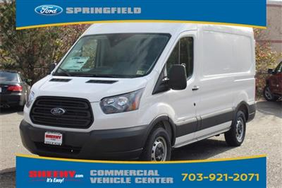 2018 Transit 150 Med Roof 4x2,  Empty Cargo Van #GB45370 - photo 1